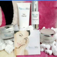 PAKET SKIN CARE BELLA VEI / BELLAVEI ORIGINAL USA