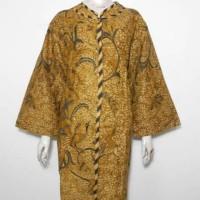 Dress Batik Jumbo / Dress Batik Sogan Jarik / Tunik Batik XXL 3L