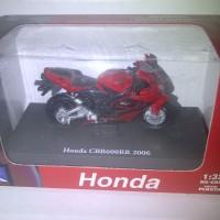 DIECAST MOTOR TRAIL HONDA CBR600RR 1:32 NEWRAY