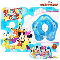 Pelampung Leher Bayi / Neckring New Box Disney Mickey Mouse