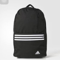 harga tas ransel sport adidas versatile bp 3s black original 100% new model Tokopedia.com