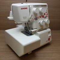harga Mesin Obras Janome 990d (portable) Tokopedia.com