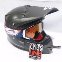 harga helm cross cargloss hitam seri terbaru (exclude google) Tokopedia.com