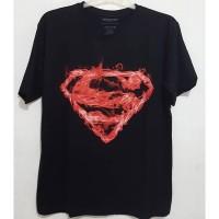 KAOS SUPERMAN FIRE LOGO 3D