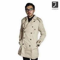harga Joseon Firenze - Trench Coat Korean Fashion [slim Fit] Tokopedia.com