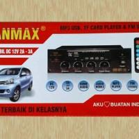 Jual Rakitan KIT USB MP3 FM Tape Mobil Amplifier Stereo Murah