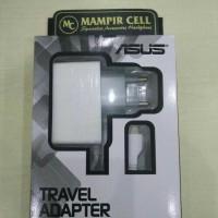 CHARGER ASUS 2.1A DUAL USB OUTPUT, KABEL 1.5M, ORI 99% FC