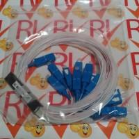 harga PLC Splitter/Coupler 1 to 16 core SC/UPC FO / Fiber Optic / Optik Tokopedia.com