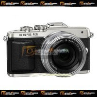 Olympus PEN E-PL7 kit 14-42mm II R + BCL-0980 (Black/Silver/White)