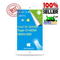 CHUWI HI8 PRO DUAL OS Cherrytrail X5 Type C 32GB FHD Win10 + Android 5