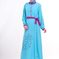 Gamis Nibras Cantik Busana Muslim NB 94
