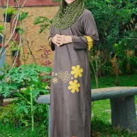 Gamis Nibras Cantik Busana Muslim NB 21 22 23