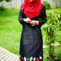 Gamis Nibras Cantik Busana Muslim NB 49 50 51 52 53