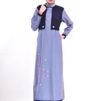 Gamis Nibras Cantik Busana Muslim NB 95