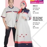 Baju Sarimbit Couple Muslim 31
