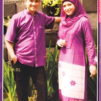 Baju Sarimbit Couple Muslim NS 01 02 03