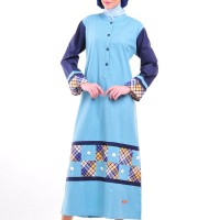 Gamis Nibras Cantik Busana Muslim NB 82 83 79 80 81