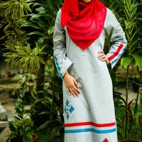 Gamis Nibras Cantik Busana Muslim NB 59 60 61 62