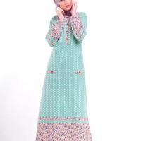 Gamis Nibras Cantik Busana Muslim NB 77 84 88 78 86