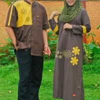 Baju Sarimbit Couple Muslim Nibras Sarimbit NS 05