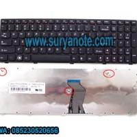 Keyboard Laptop Lenovo G560 G570 G580