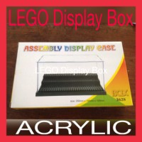 LEGO Akrilik Display Baseplate - Lego Acrylic Display - LEGO BOX