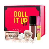 Paket Maybelline Doll It Up Beauty Box BB Cushion Magnum Barbie