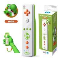 WII U Remote Plus Yoshi
