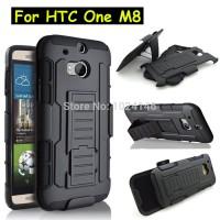 FUTURE ARMOR HTC ONE M8 CASE IMPACT RUGGED CASING MILITARY SPIGEN BELT
