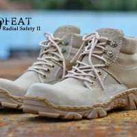 Original! Sepatu Merk Moofeat RadiaL 2 Sol Delta Safety Murah DB18