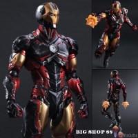 Variant Play Arts Kai Iron Man Marvel Comics Square Enix Figure
