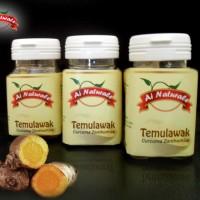 Harga Au Naturale Kapsul Temulawak Jahe Bangle   Kecantikan dan Kesehatan | WIKIPRICE INDONESIA