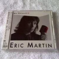 Eric Martin - Mr. Vocalist 3 Japan CD