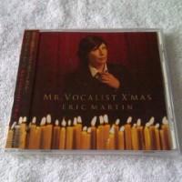 Eric Martin - Mr. Vocalist X'Mas Japan CD