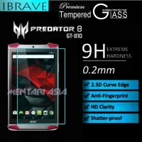 Tempered Glass for ACER Predator 8 GT810 : iBrave PREMIUM TG