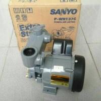 harga Pompa Air Sanyo P-WH137C Tokopedia.com