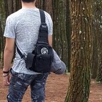 Tas Tactical Shoulder Chestpack Ourdoor Import
