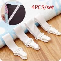 AR013 Pengait Ujung Sprei Bed Sheet Gripper Seprei Kamar Tidur Ranjang