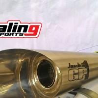 Knalpot Racing GP 1 Jardine Slip On For All Motor 4Tak Oke