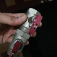 Harga savety valve tesenklep water heater listrik ukuran 3 | Hargalu.com