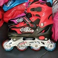 Sepatu roda Power Aosite Ban karet 1000 S M L