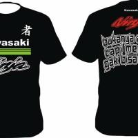 Kaos/ Baju/ T-shirt/ Kawasaki ninja