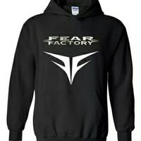 Jaket Sweater Hoodie Fear Factory
