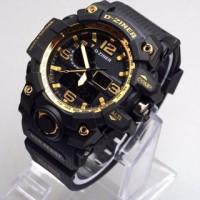 Jual jam tangan laki dziner original anti air casio gshock lasebo qnq Murah