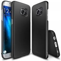 Jual CASE Rearth Ringke Slim Samsung Galaxy S7 Edge SF Black MURAH ORI Murah