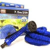 Harga semprot selang air elastis magic hose cuci mobil sepeda motor | WIKIPRICE INDONESIA