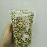 Sunflower Seeds Organik -500gram ( Kuaci Kupas - Biji Bunga Matahari )