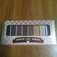 ODBO Makeup Series Pallate Import Thailand #04