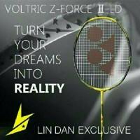 raket badminton yonex voltric z force LIN DAN