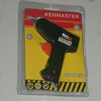 harga Glue Gun Kecil Kenmaster Bonus Lem Stik Tokopedia.com